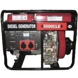 Дизельний генератор WEIMA WM5000CLE