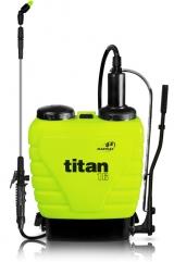 Обпричкувач гідравлічний Titan 16